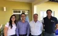 Gabriela Rodrigues, Thomas Nemes, Rodolfo Rumpf e Paulo Cerântola